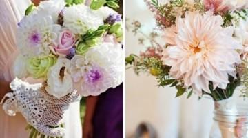 giữ hoa cưới cầm tay, hoa bàn tiệc lâu héo tươi lâu