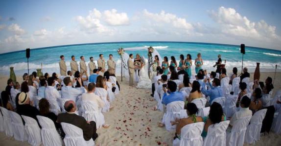 chuẩn bị cưới, cách tổ chức đám cưới ở bãi biển, cưới ở biển
