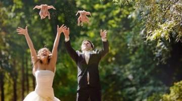 Tin tức cưới hỏi: Những đám cưới độc đáo, vui nhộn nhất trên thế giới
