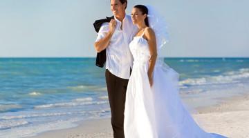 chuẩn bị cưới, tổ chức đám cưới ở bãi biển cần chuẩn bị những gì