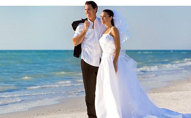 chuẩn bị cưới, tổ chức đám cưới ở biển cần chuẩn bị những gì