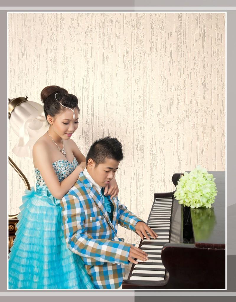 Cẩm nang cưới hỏi - Album cưới đẹp ấn tượng của Hải Jukio