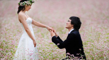 Tin tức cưới hỏi: Những phong tục đám cưới lạ lùng nhất thế giới