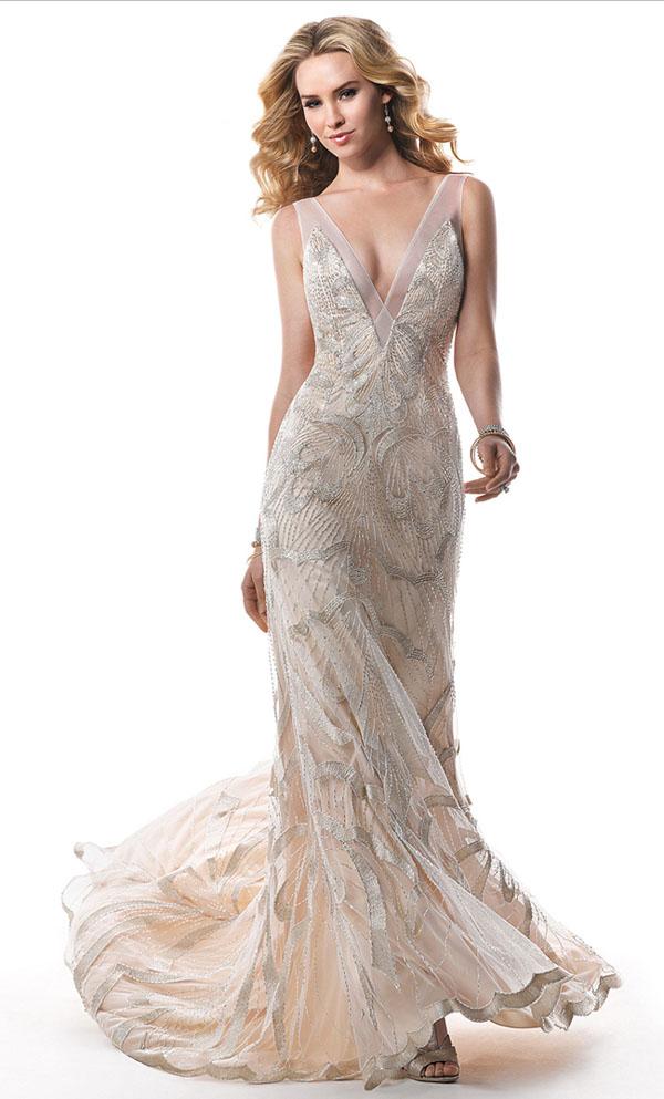 Bộ sưu tập áo cưới đẹp, mới nhất năm 2014 của thương hiệu Maggie Sottero