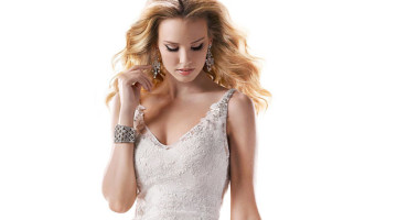 bộ sưu tập áo cưới đẹp mới nhất năm 2014 của thương hiệu Maggie Sottero