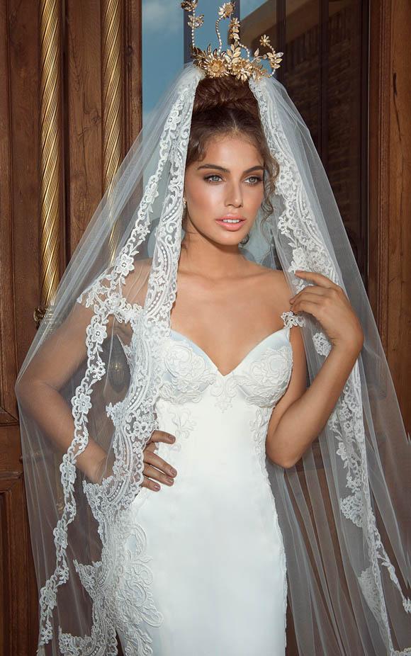 Bộ sưu tập váy cưới, bộ sưu tập áo cưới đẹp quyến rũ sexy năm 2014