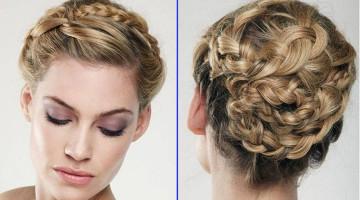 Trang điểm cô dâu đẹp: Kiểu tóc phù hợp với khuôn mặt