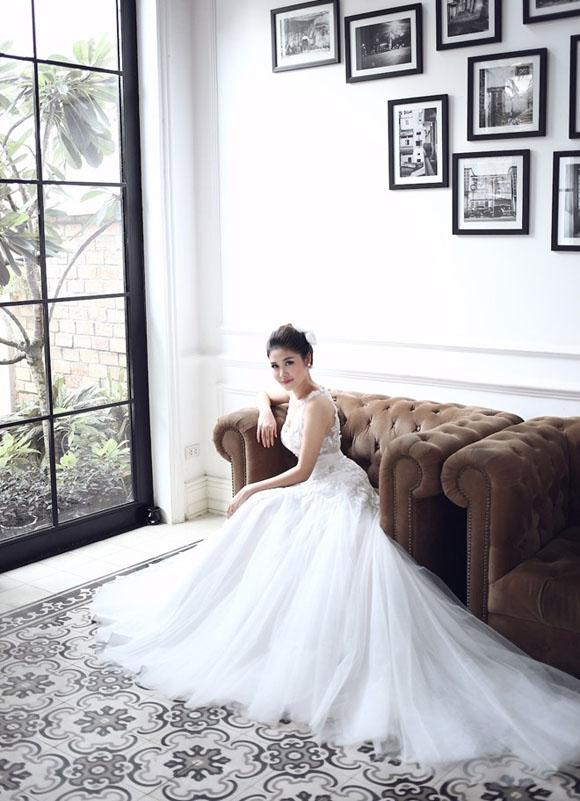 Bộ ảnh cưới của Đăng Khôi và hot girl Lê Thủy Anh