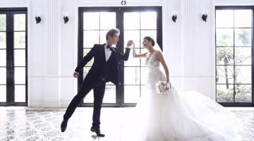 Ảnh cưới của Đăng Khôi và Thủy Anh