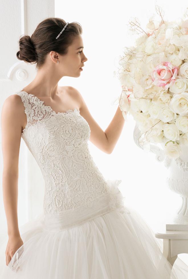 Những mẫu áo cưới đẹp mới nhất năm 2014 của thương hiệu áo cưới Aire Barcelona