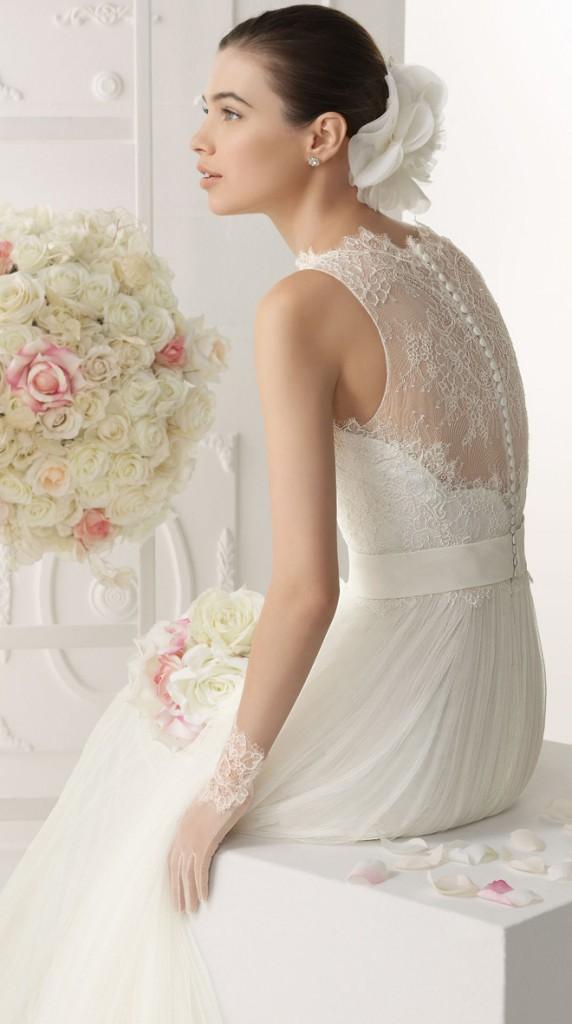 Những mẫu áo cưới đẹp mới nhất 2014