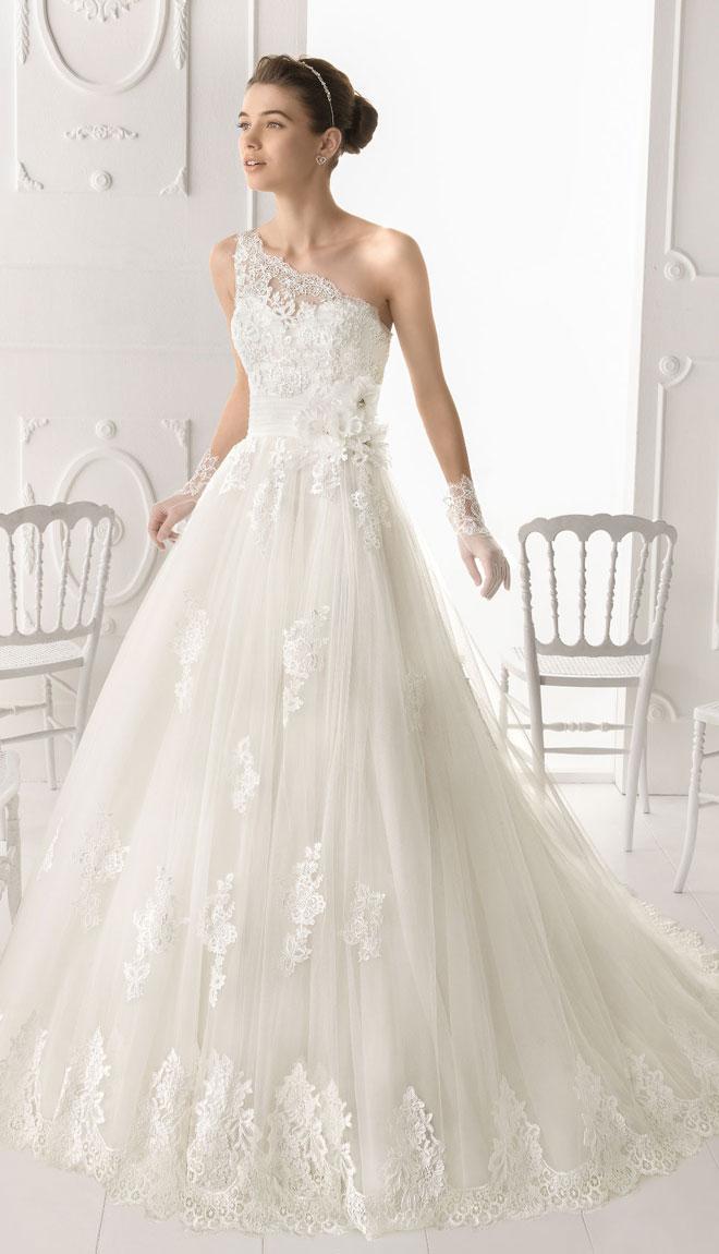 Mua áo cưới giá rẻ - Những mẫu áo cưới đẹp mới nhất 2014