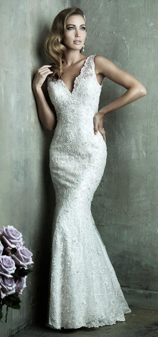 Những mẫu váy cưới đẹp 2014 - Những mẫu áo cưới đẹp