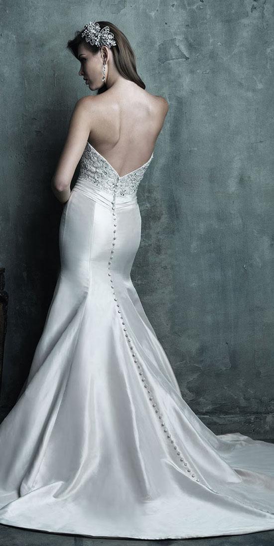 bộ sưu tập váy cưới đẹp 2014, may ao cuoi gia re tphcm
