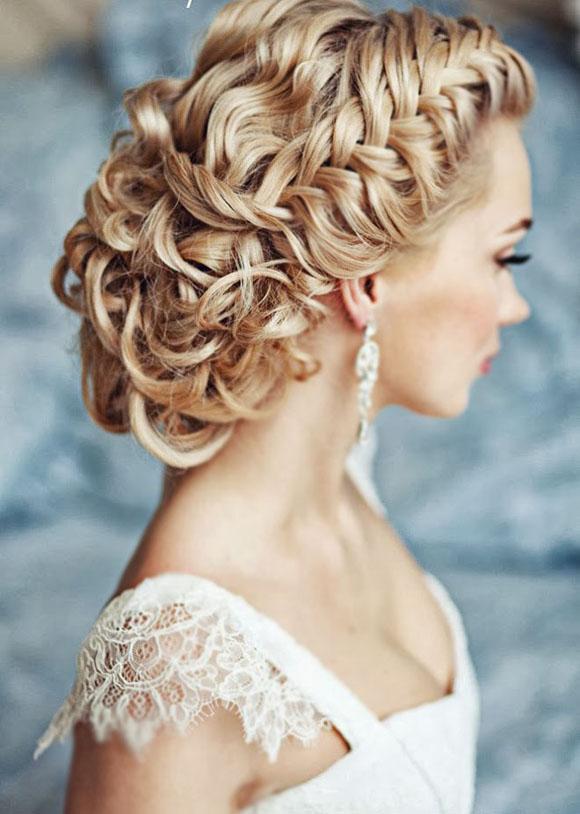 mẫu tóc đẹp cho cô dâu, mẫu tóc cô dâu đẹp
