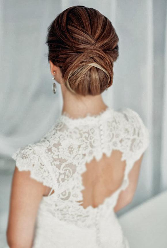 những mẫu tóc cô dâu đẹp, kiểu tóc cô dâu đẹp