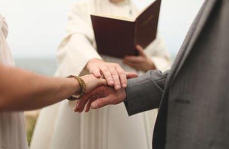 lễ cưới trong Nhà thờ, những nghi thức lễ cưới trong Nhà thờ