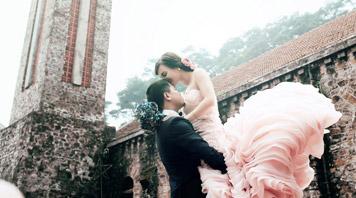 chụp hình cưới cổ điểm, chụp hình cưới phong cách vintage