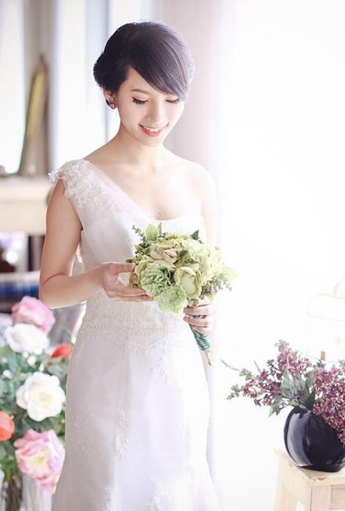 áo cưới đẹp, áo cưới cho cô dâu ngực nhỏ lép