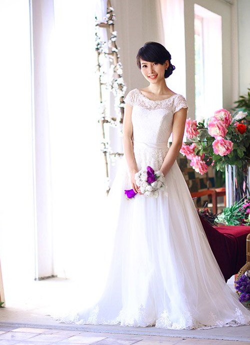 áo cưới lưng trần, áo cưới đẹp