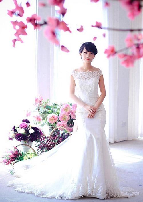 những mẫu áo cưới đẹp 2015