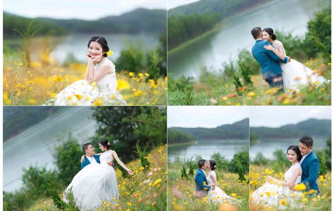 studio chụp hình cưới đẹp giá rẻ tphcm