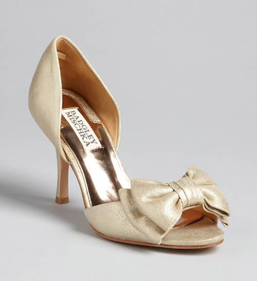 Mẫu giày cưới cổ điển
