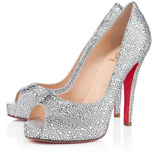 Mẫu giày cưới đẹp quyến rũ nữ tính
