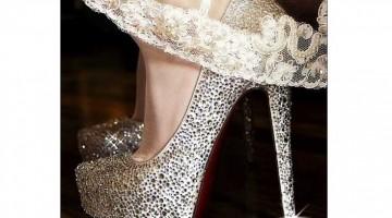 Những mẫu giày cưới đẹp